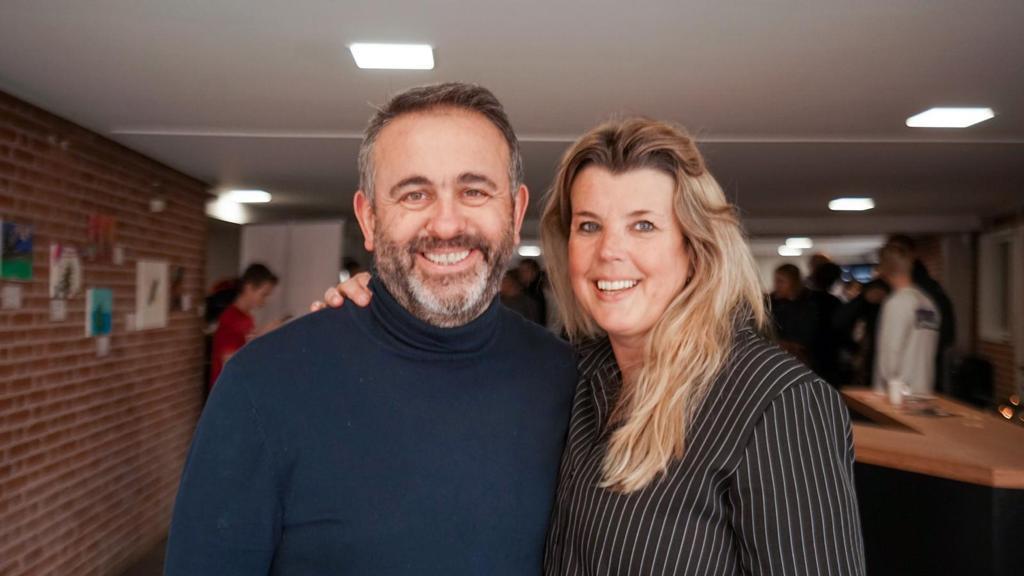 Ankie en Martin de Jong